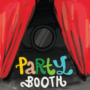 Party Booth: Party! Photos! Stickers!