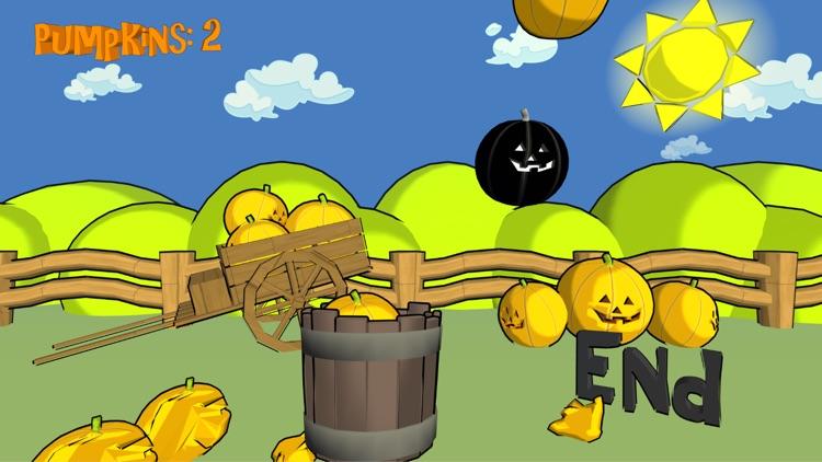 Catch Pumpkins