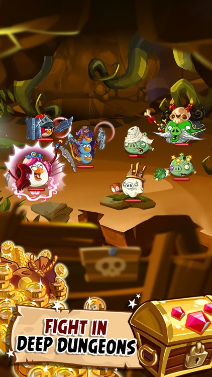 Angry Birds Epic RPG screenshot-3