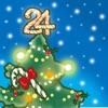 クリスマスツリー -かわいいミニゲームで楽しむアドベントカレンダーアプリ-