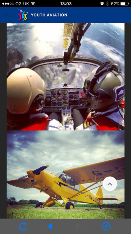 Youth Aviation App