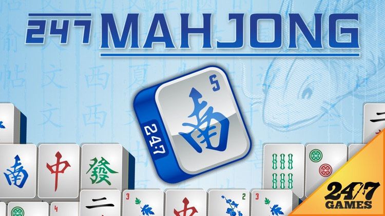 247 Mahjong screenshot-0