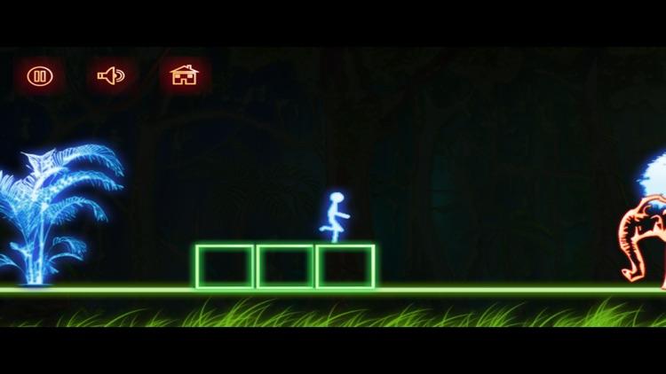 Luminous Man screenshot-3