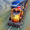 Multi Touch Studio - Train Simulator 3D. Uphill Driver Journey In Fun Racing Locomotive artwork