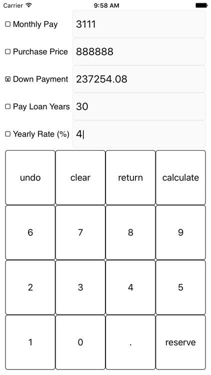 Loan Calculator - Very Good, Cheap