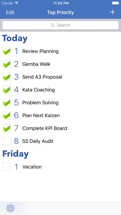 Top Priority™ - #1 Daily Task Manager