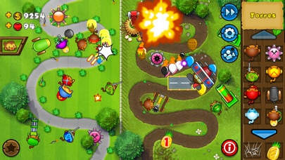 Screenshot for Bloons TD 5 in Mexico App Store