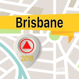 Brisbane Offline Map Navigator and Guide