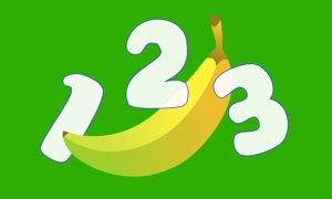 123 Flashcards - Yummy Numbers