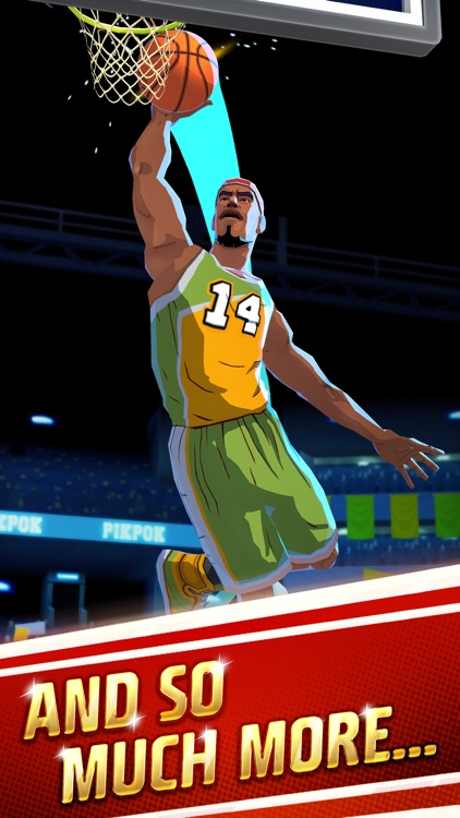 Rival Stars Basketball screenshot-4