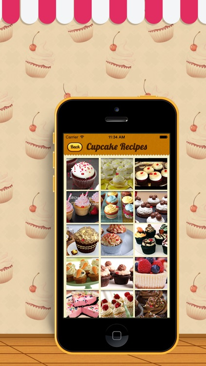 Cupcake Designs Catalog screenshot-2