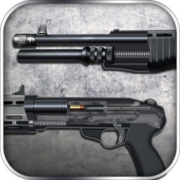 Assembly and Gunfire: Shotgun SPAS-12 - Firearms Simulator with Mini Shooting Game for Free by ROFLPlay