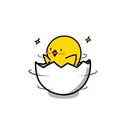 Chick JP Sticker - Season 3