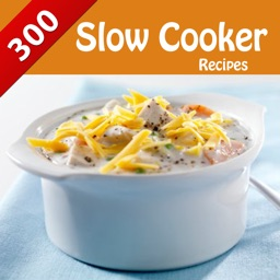 300+ Slow Cooker Recipes - Breakfast, Dinner, Stew