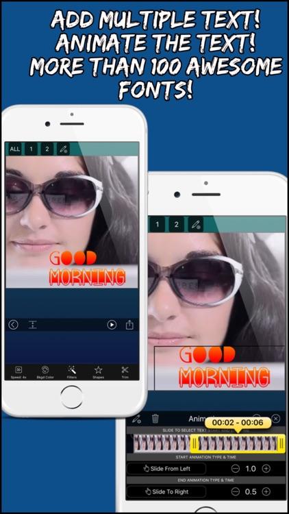 Video Editor - Merge, Add Text screenshot-3