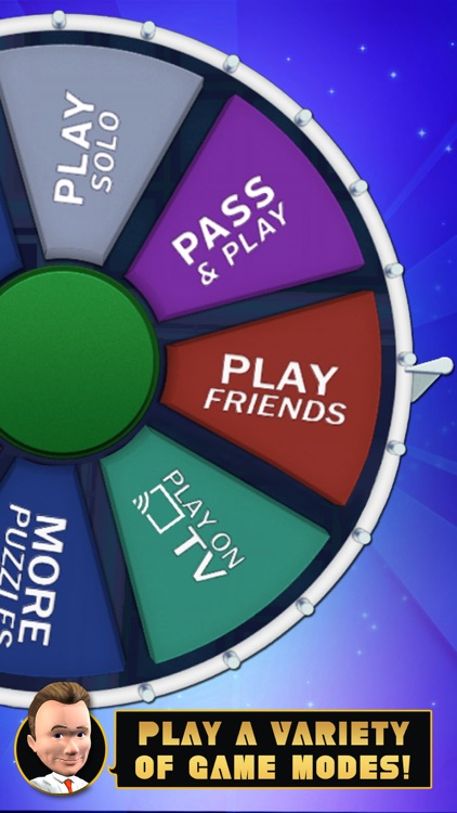 Wheel of Fortune (Official) - Endless Word Puzzles from America's #1 TV Game Show screenshot-4