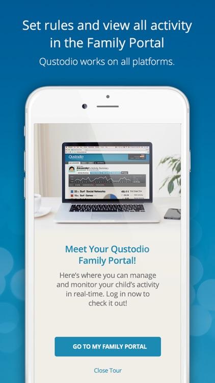 Qustodio Parental Control screenshot-4
