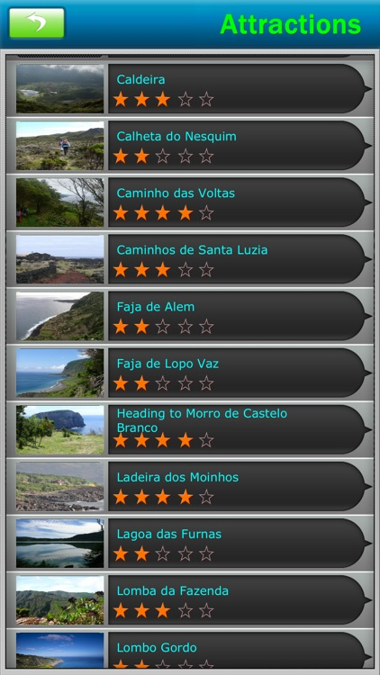 Azores Island Offline Guide screenshot-2