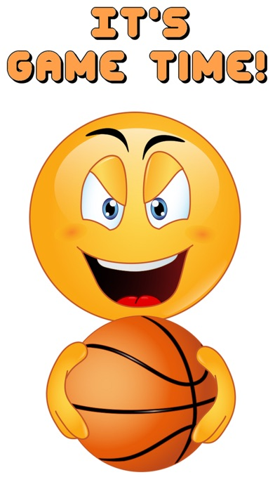 Basketball Emojis Keyboard by Emoji World