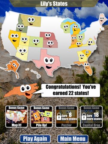 Stack the States® Screenshot 1