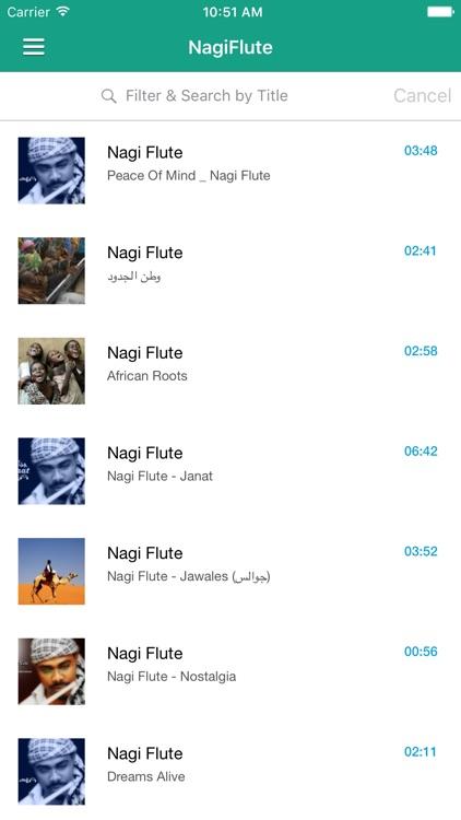 Flute Music & Songs Pro screenshot-4