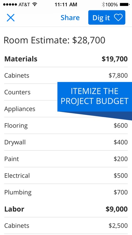 Zillow Digs - Home Design and Paint Visualizer screenshot-4