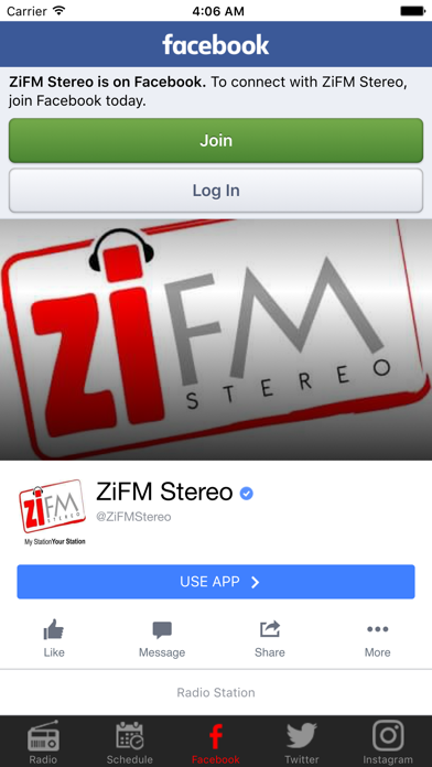 ZiFM Stereo screenshot four