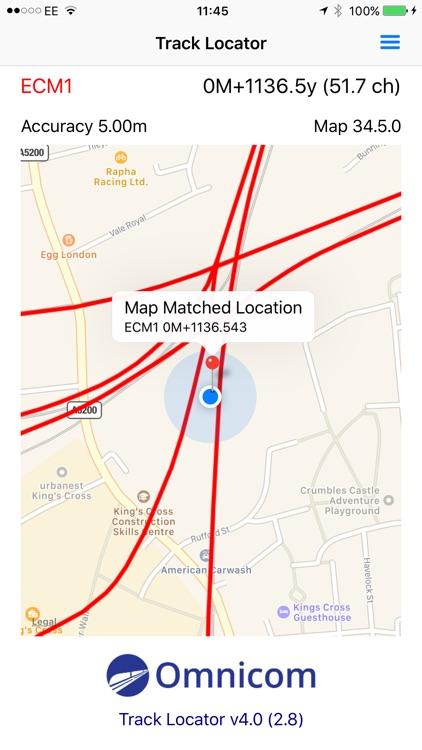 Track Locator screenshot-4