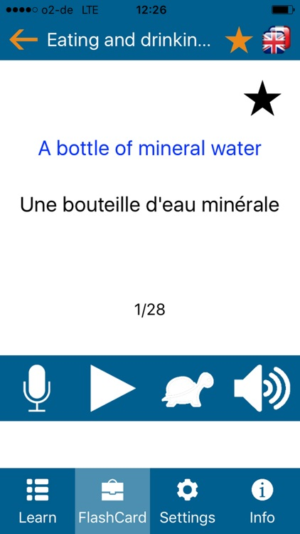 Learn french - phrasebook for Travel in france 2 screenshot-4