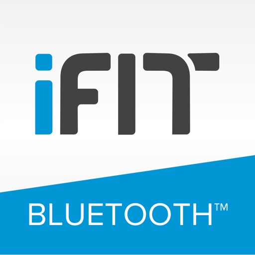 iFit Bluetooth Tablet App