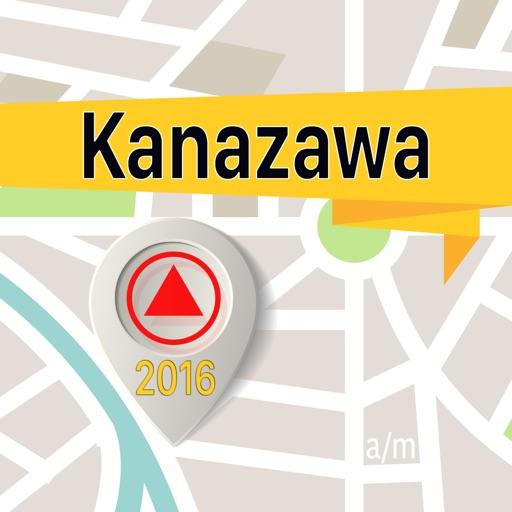 Kanazawa Offline Map Navigator and Guide