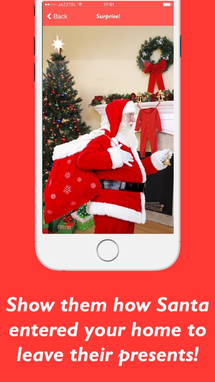 Tell Me Santa Claus (a call from talking santa) screenshot-3