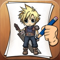 Codes for Learning To Draw Edition For Final Fantasy Hack