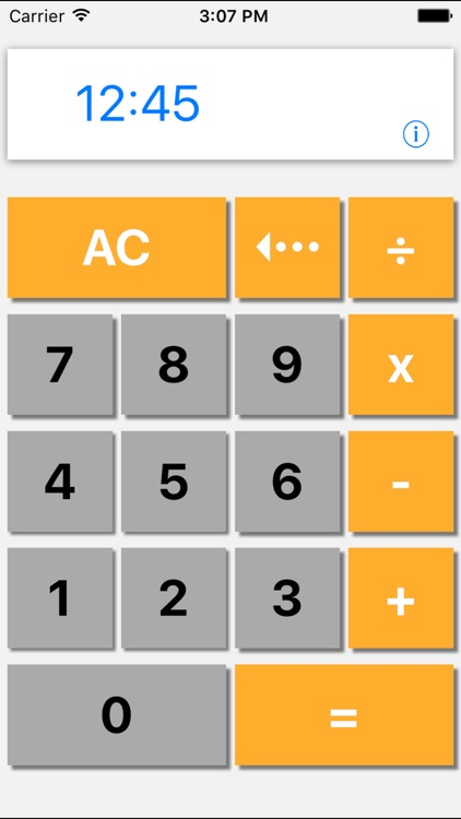 Hours & Minutes Calculator screenshot-1