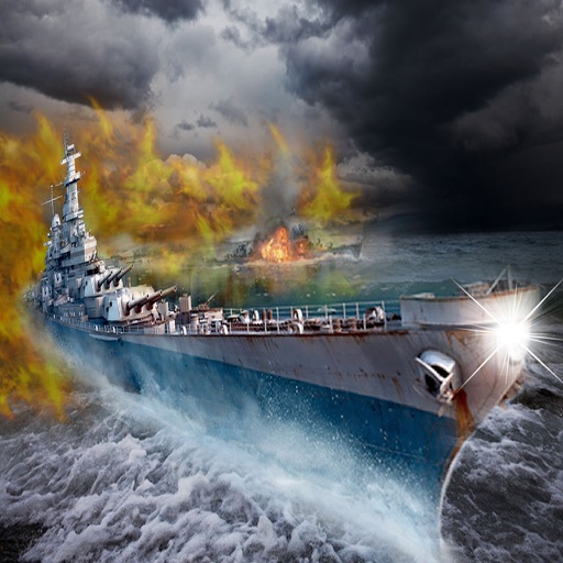 A Strong Battleship - Fast-paced Naval Warfare!