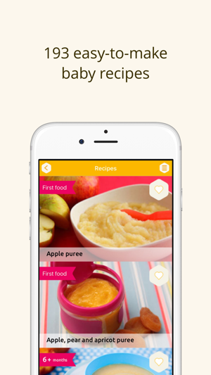 Baby weaning and recipes madeformums guide on the app store forumfinder Image collections