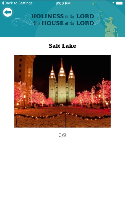 LDS Temples - The House of the Lord screenshot-4