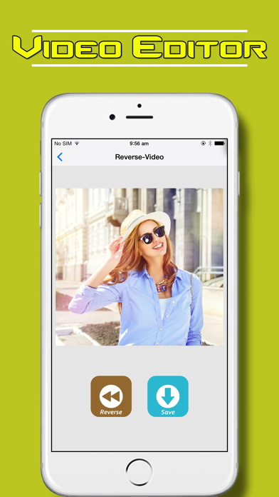 download Video Editor Master - Reverse Movie Maker along with Slow Motion Video in this photo camera app apps 0