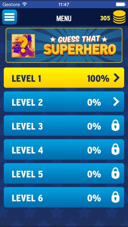 Guess That Superhero screenshot-3
