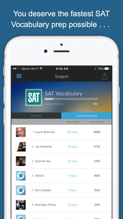 SAT Vocab * screenshot-3