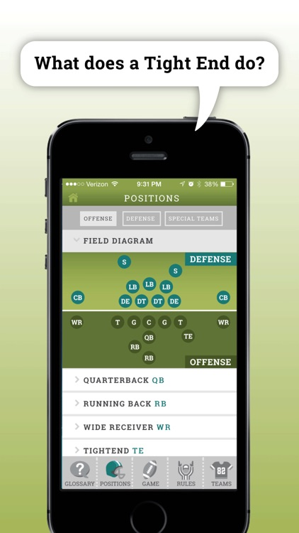 Talk-Football screenshot-1