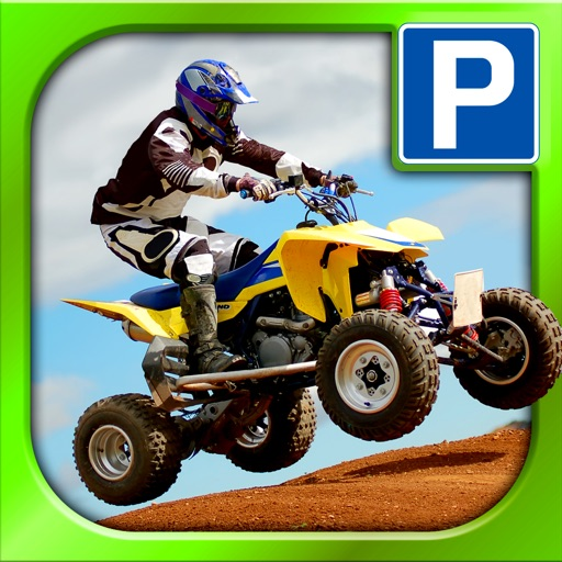 ATV Parking - eXtreme Off-Road Truck Driving Simulation & Racing Games