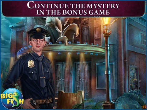 Screenshot #4 for Cadenza: The Kiss of Death - A Mystery Hidden Object Game (Full)