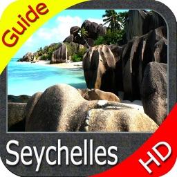 Seychelles HD - GPS Map Navigator
