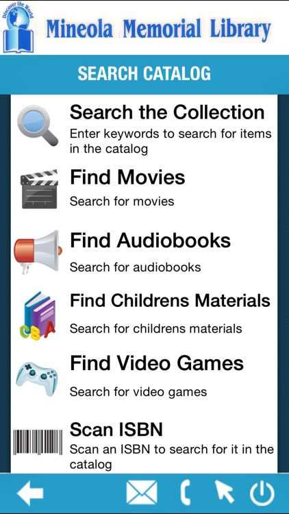 Nassau Public Libraries Mobile screenshot-3