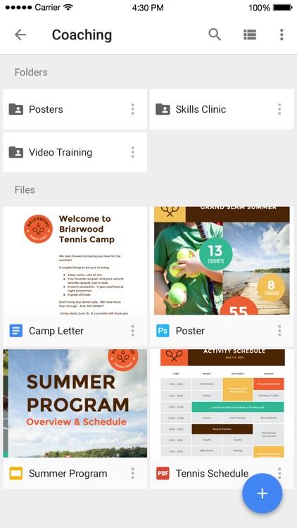 Google Drive - free online storage app image