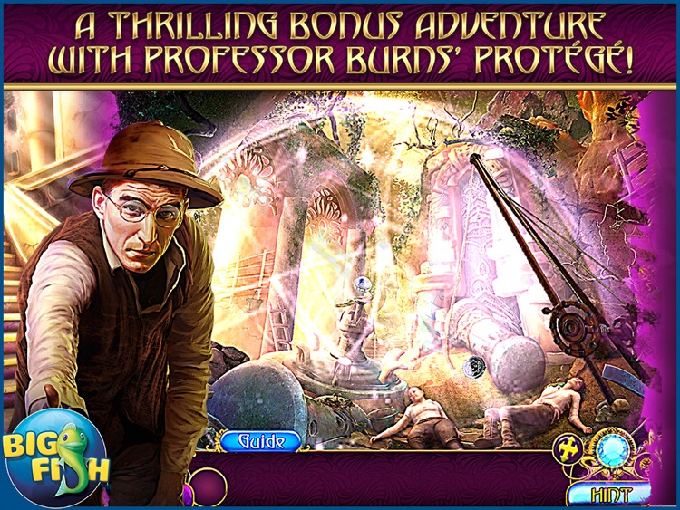Amaranthine Voyage: The Shadow of Torment HD - A Magical Hidden Object Adventure (Full) screenshot-3