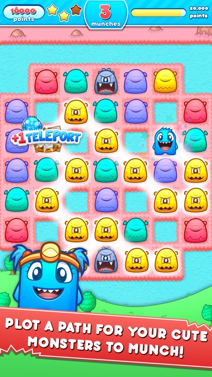 Monster Mania screenshot-0