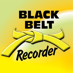 Black Belt Recorder Yellow Belt