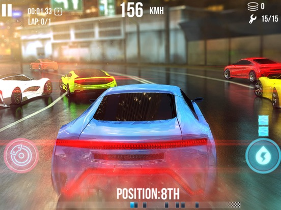 Скачать игру High Speed Race: Arcade Racing 3D